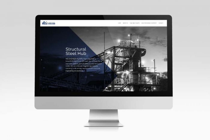 Structural Steel Hub